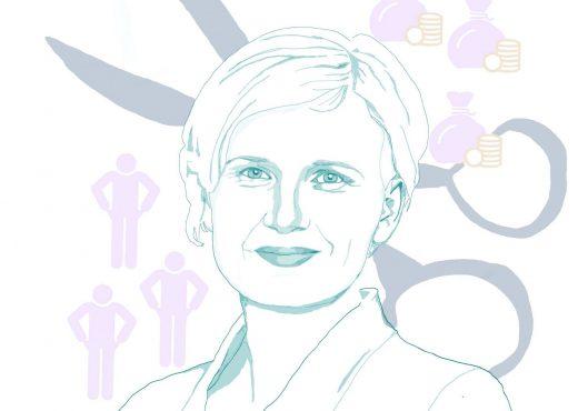 Studopolis-Talk mit Katja Kipping