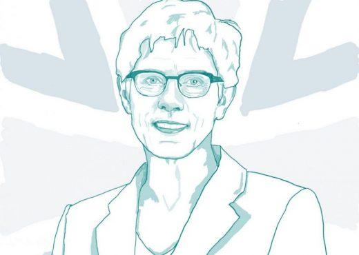 Studopolis-Talk mit Verteidigungsministerin Annegret Kramp-Karrenbauer